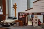 Diorama Garage