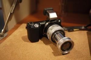 Elmar90mm/f4.0/1955年製.No.1310045.