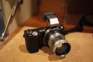 Summitar50mm/f2.0/1939年製.No.521726.
